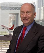 Tom Ronell, CEO, Dubai World Aviation